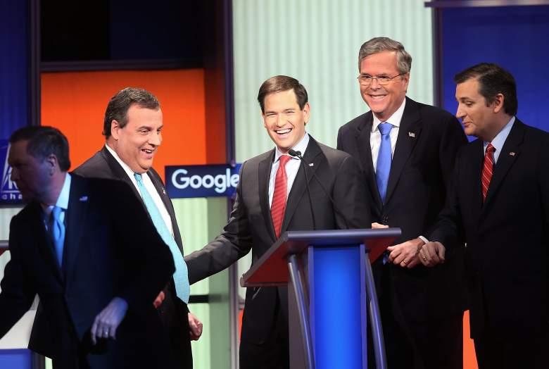 GOP debate, GOP Iowa polls, GOP New Hampshire polls