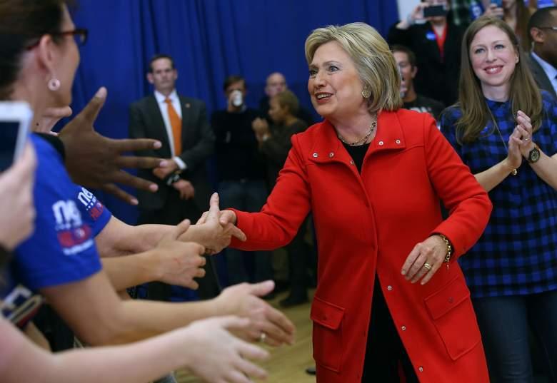 Hillary Clinton Iowa, Hillary Clinton New Hampshire, Hillary Clinton polls