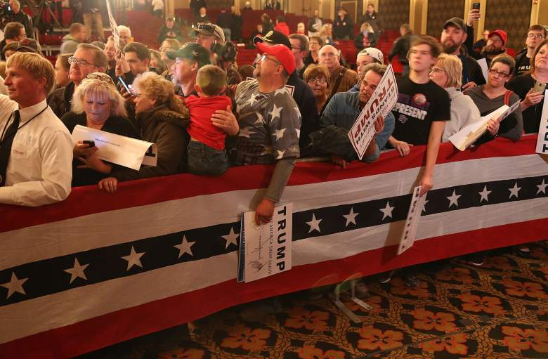 Donald Trump Iowa caucus, Donald Trump Iowa, Donald Trump polls