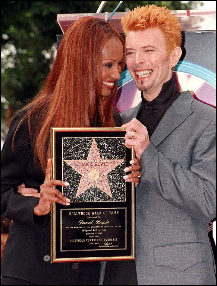 Iman David Bowie S Wife 5 Fast Facts You Need To Know Heavy Com
