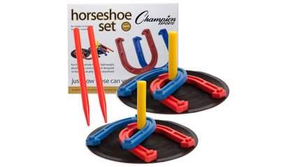kids horseshoe set