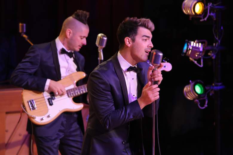 Joe Jonas, Joe Jonas Grease Live, Jessica Saferty, Joe Jonas As Johnny Casino, DNCE Grease Live, Joe Jonas Dating, Joe Jonas Girlfriend