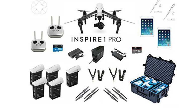 Dji Inspire 1 Pro drone kit