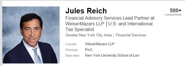 Jules Reich, Jules Reich murder, Dr Robin Goldman