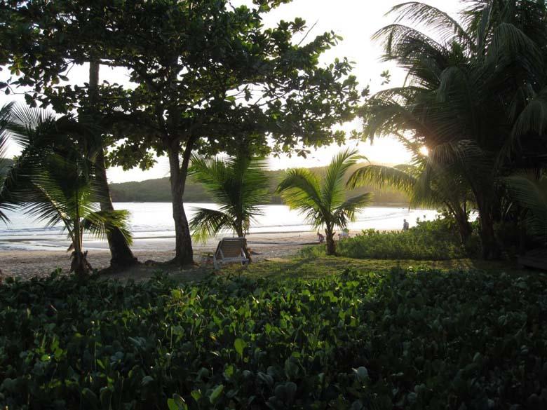 La Sagesse resort in Grenada