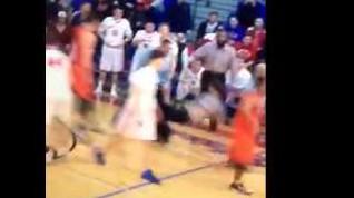 neshaminy headbutt video, jerry butler headbutt video, referee headbutt video pennsylvania