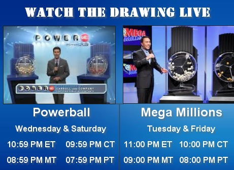 powerball megamillions