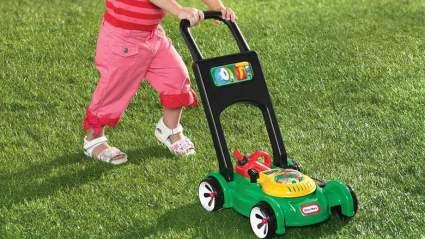 push mowers for kids