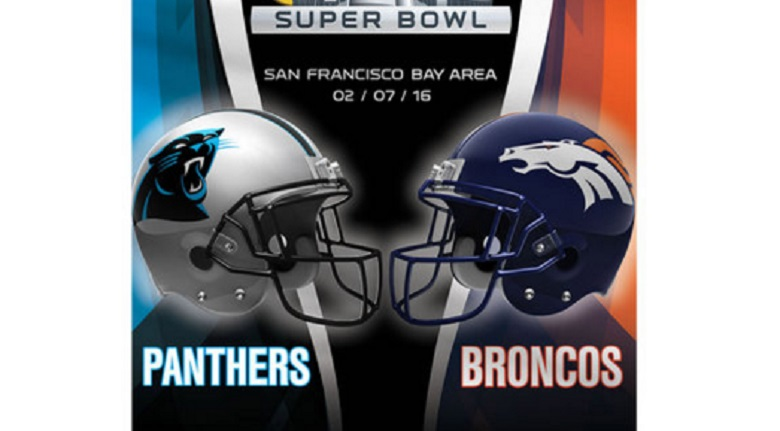broncos panthers super bowl 50 tailgate gear party supplies