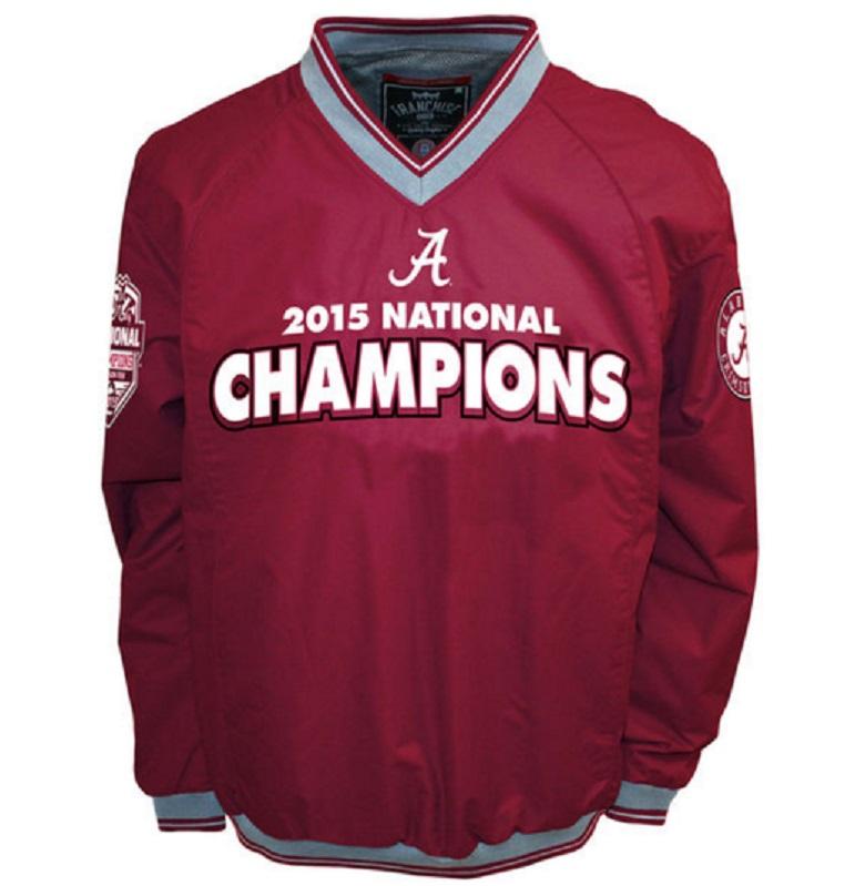 alabama national champions gear