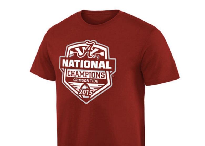alabama crimson tide national champions gear 2016