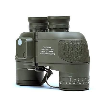 uscamel 10x50 marine binoculars