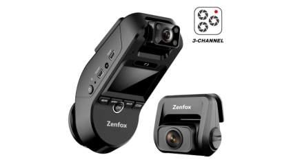 zenfox dual dash cam