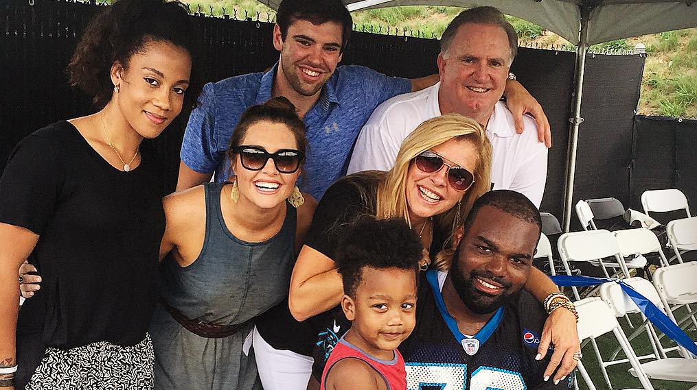 Michael Oher Familie