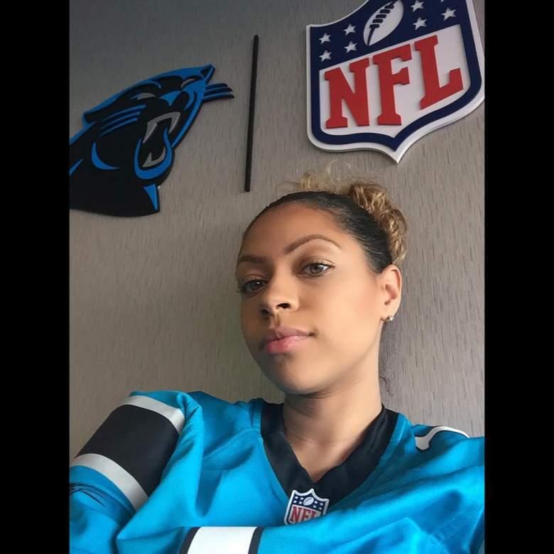 Cam Newton wife, Cam Newton girlfriend, Kia Proctor