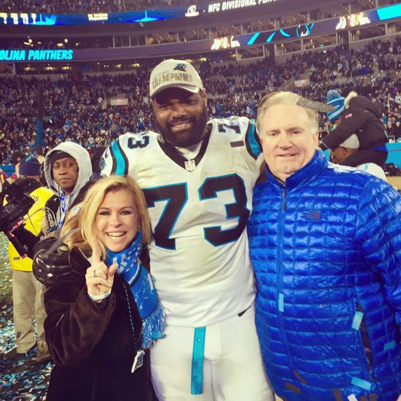 Michael Oher family, Michael Oher parents, Michael Oher mom