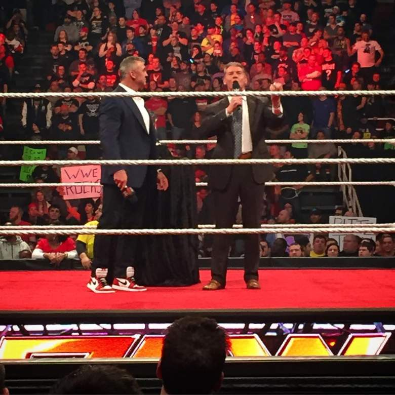 Shane McMahon video, Shane McMahon raw, Shane McMahon return