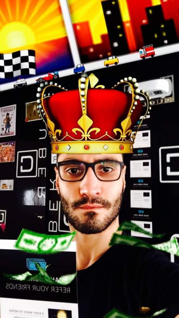 Ziyaee, uber king