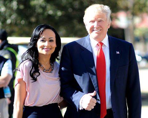 Katrina Pierson, Katrina Pierson Trump, Donald Trump Pierson