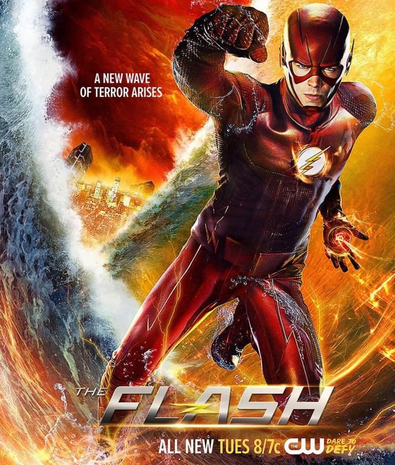 The Flash spoilers, The Flash season 2 spoilers, The Flash return