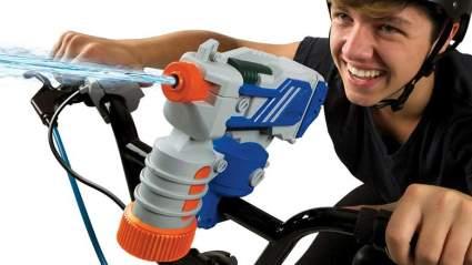 bike blaster water gun