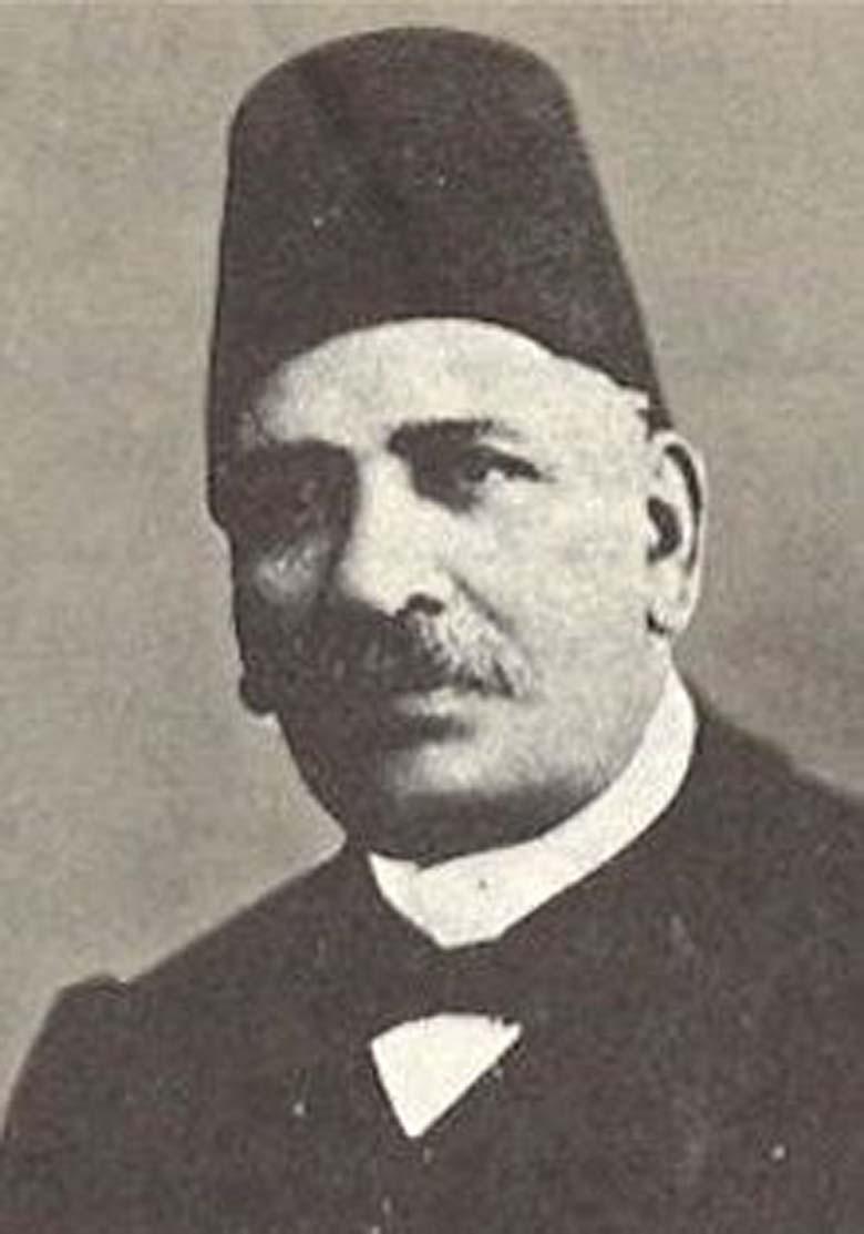 Boutros- Boutros Ghali father dad Boutros Ghali Wikipedia