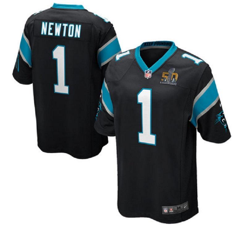 cam newton super bowl 50 panthers gear jerseys