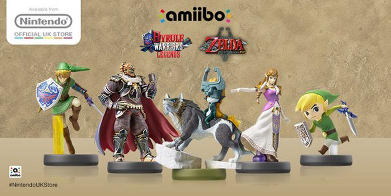 Legend of Zelda Amiibo
