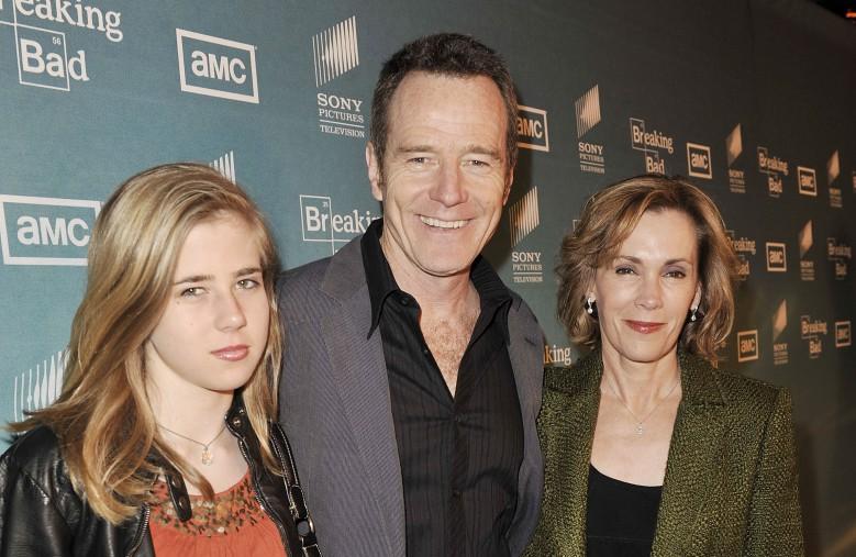 Bryan Cranston Wife, Bryan Cranston Daughter, Bryan Cranston Family