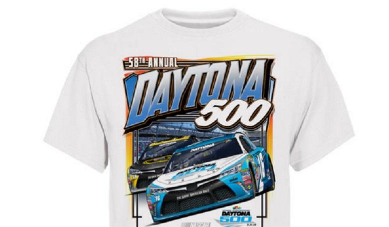 daytona 500 2016 gear