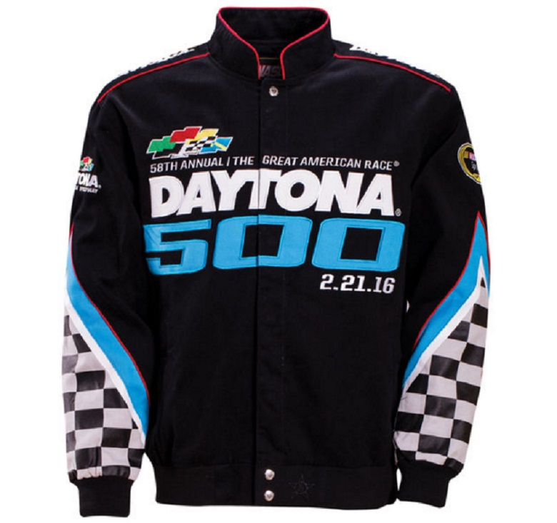 2016 daytona 500 gear apparel jackets