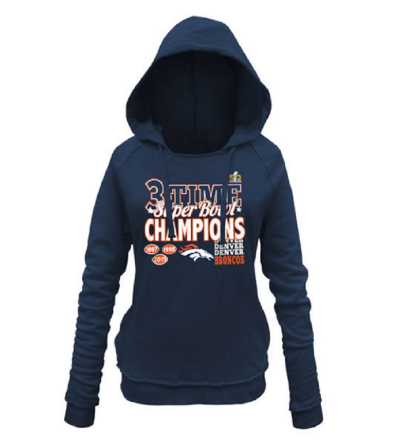 denver broncos super bowl 50 champions gear hoodies