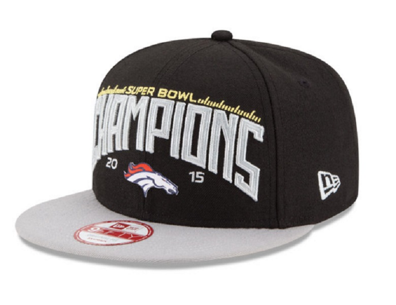 denver broncos super bowl 50 gear hats