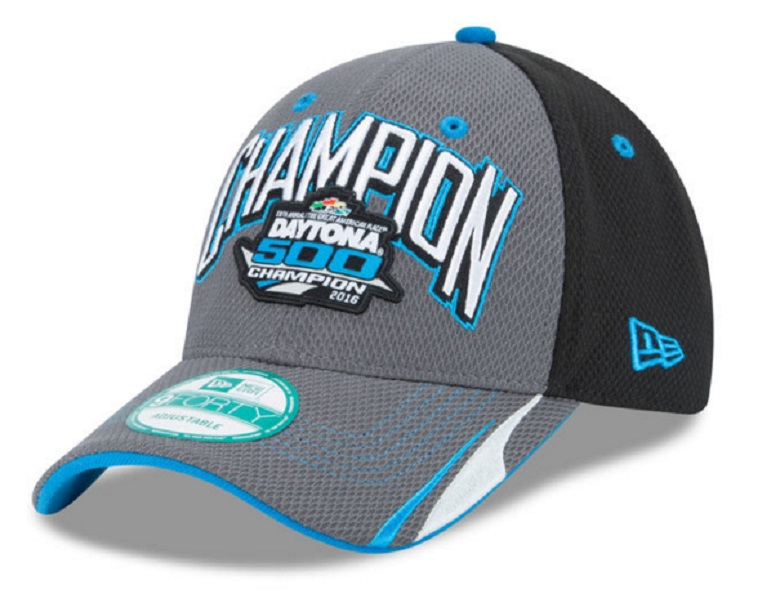 denny hamlin daytona 500 2016 champion gear hats