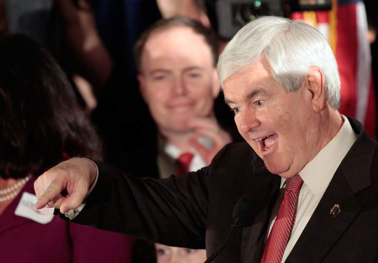 Newt Gingrich South Carolina, Newt Gingrich South Carolina primary, When is the GOP South Carolina primary?