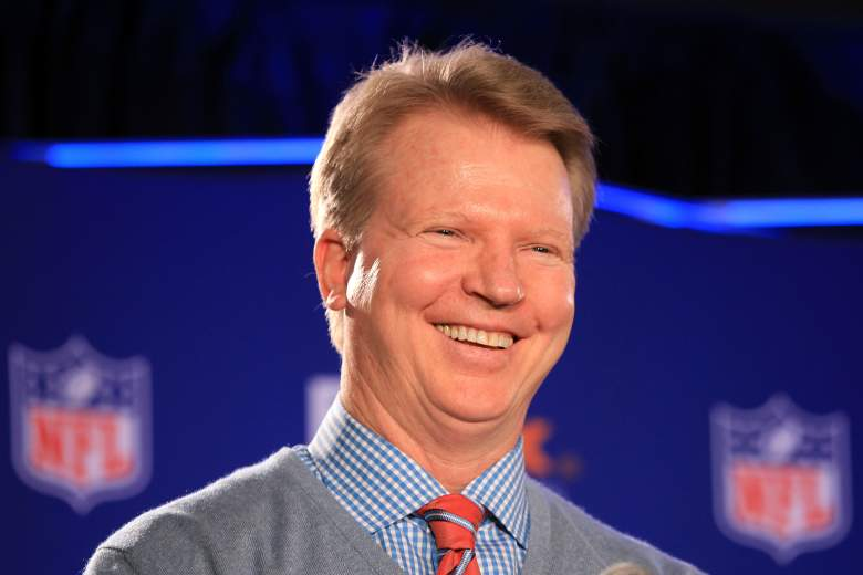 Phil Simms, Super Bowl 50 announcers, CBS, Jim Nantz, who