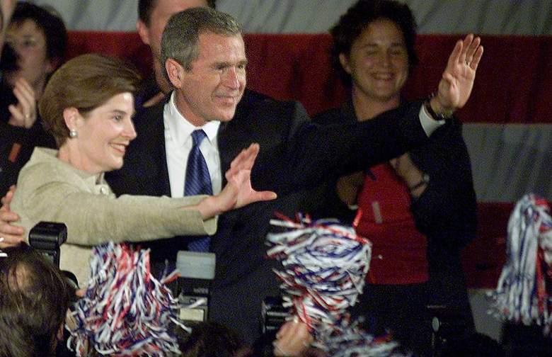 George W. Bush and Laura Bush, George W. Bush South Carolina primary 2000, when is the south carolina primary
