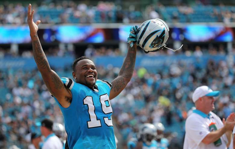 Ted Ginn Jr., Ted Gin Jr. contract