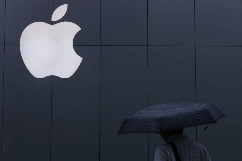 apple logo for rumors and news