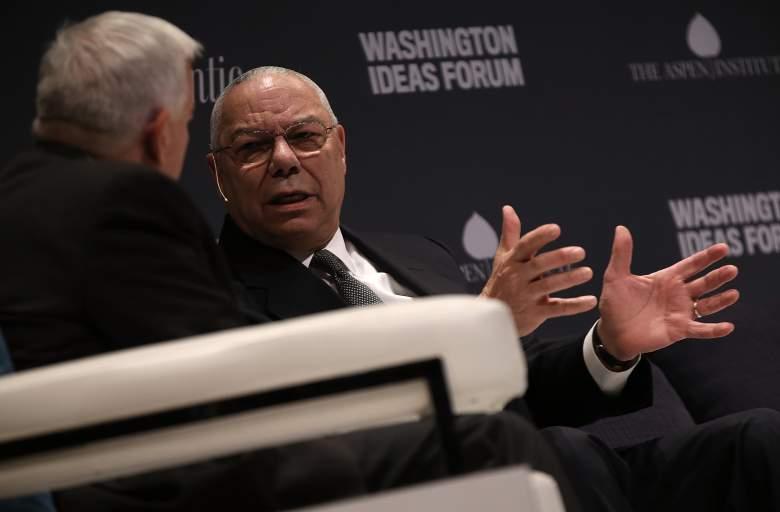 Colin Powell email, Colin Powell Clinton, Colin Powell Hillary