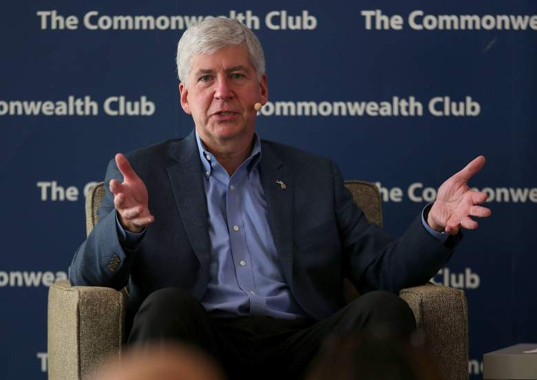 rick snyder net worth, michigan governor net worth