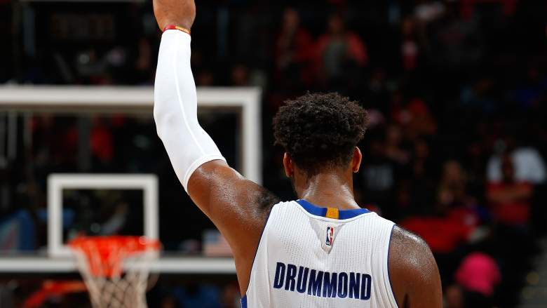 andre drummond, andre drummond 2016 dunk contest, nba dunk contest highlights