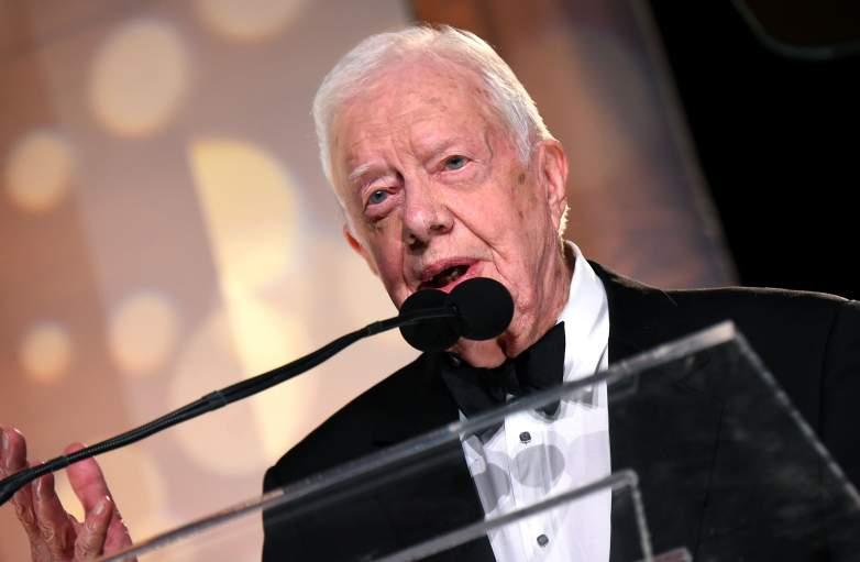 Democratic polls, Dem polls, Jimmy Carter 2016