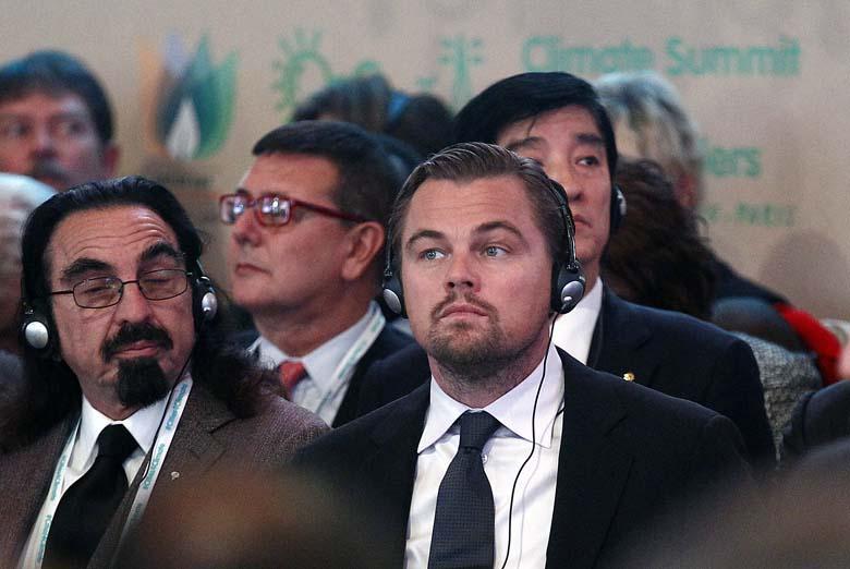 Leonardo DiCaprio George DiCaprio Father Divorce