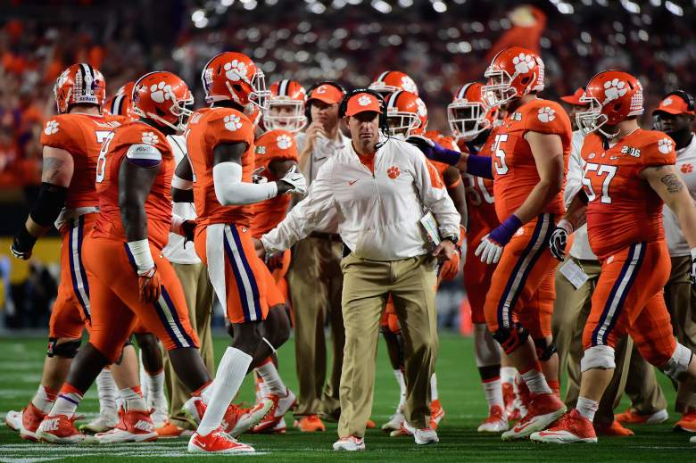 Dabo Swinney, Clemson Tigers, national signing day, live stream, free, how to watch online, espn