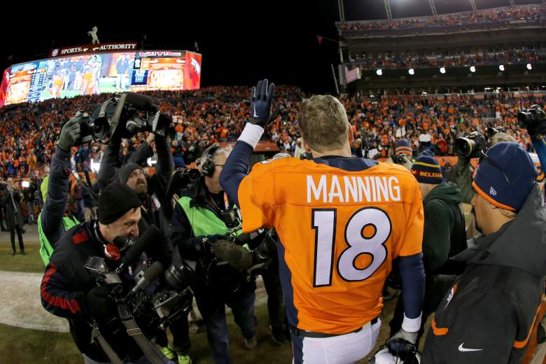 Peyton Manning retirement, announces, retired, video, watch