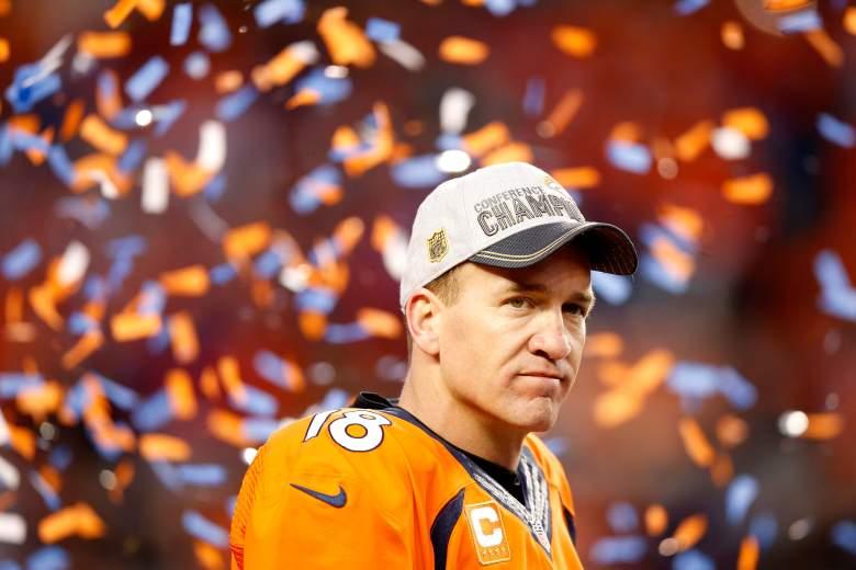 Peyton Manning, Super Bowl 50 MVP odds, super bowl 2016, panthers and broncos, vegas