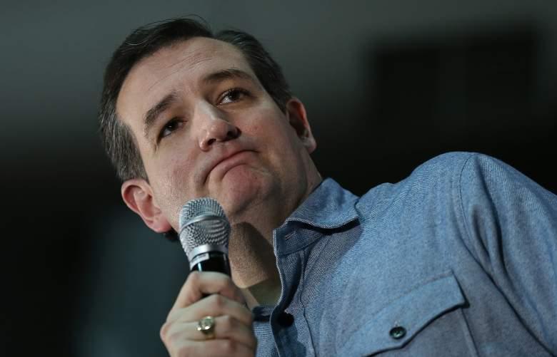 Ted Cruz Iowa, Iowa caucus results, Ted Cruz caucus