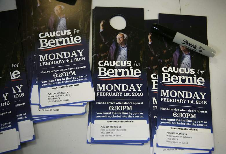 Bernie Sanders campaign, Iowa caucuses, what is a caucus?, How do the caucuses work?