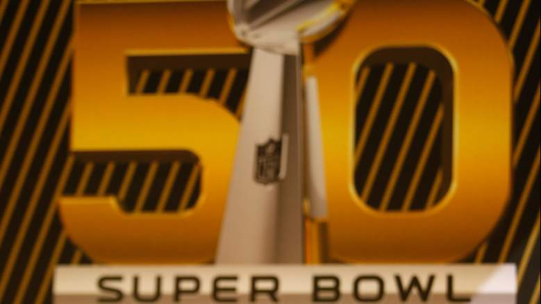 A 30-second commercial at Super Bowl 50 will cost advertisers more than ever. (Getty)